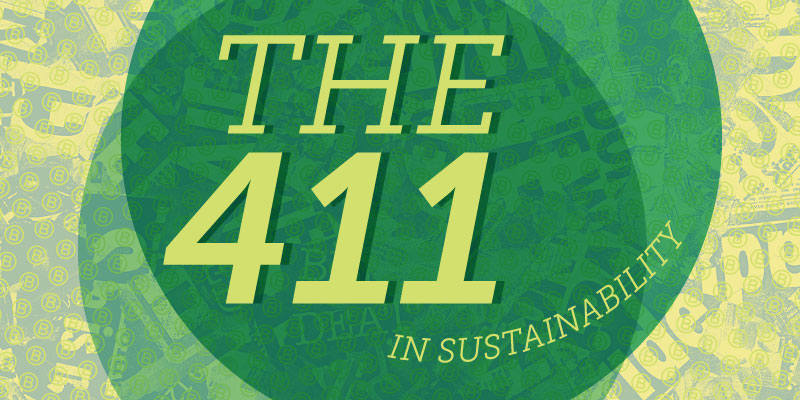 The 411 in West Michigan Sustainability