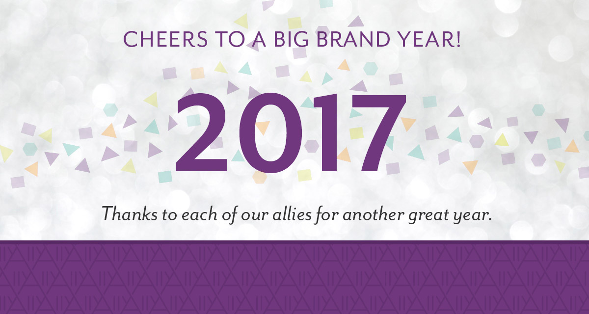 TIS 2017 Brand Projects