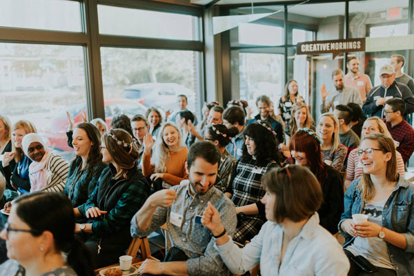 CreativeMornings Grand Rapids