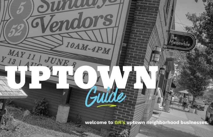 Uptown Guide Cover