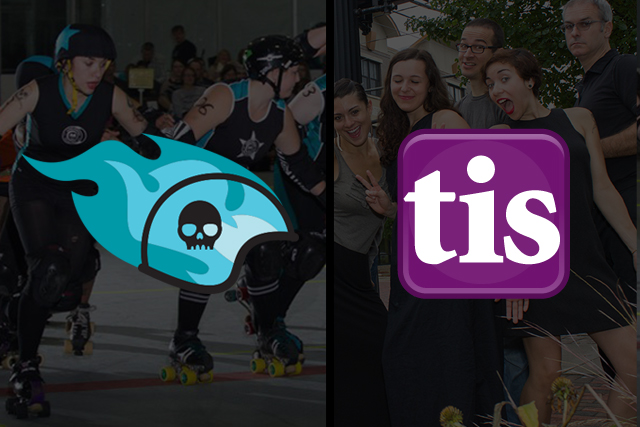 TIS and Grand Rapids Roller Derby