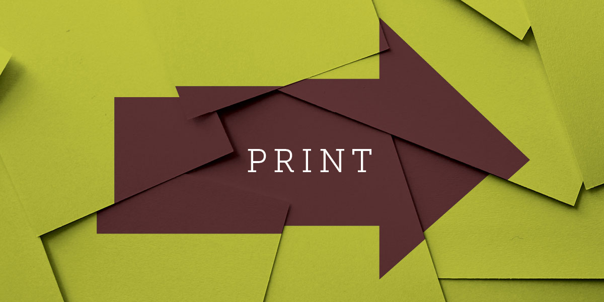 The Future of Print Design