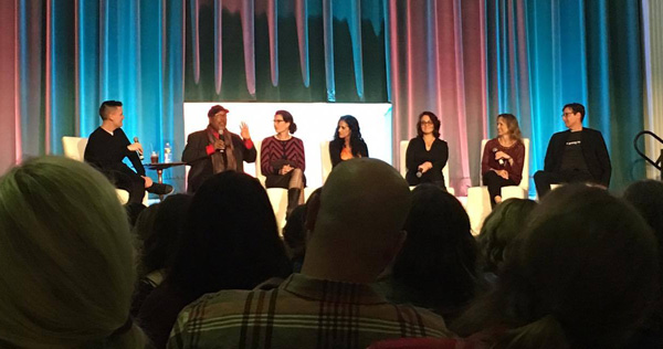 Gilmore Girls Fan Fest Crew Panel