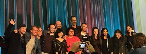 Gilmore Girls Fan Fest Cast Panel