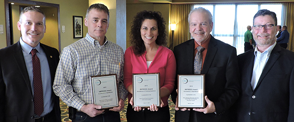 Kent County Road Commission's Rebrand Award