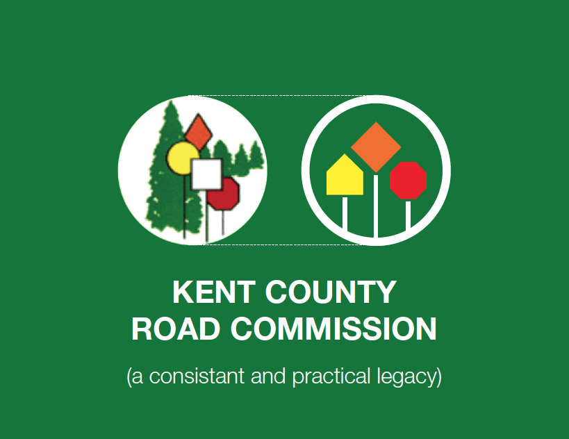 Kent County Road Commission's Logo Redesign