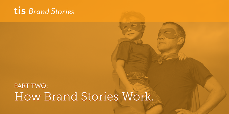 How Brand Stories Work