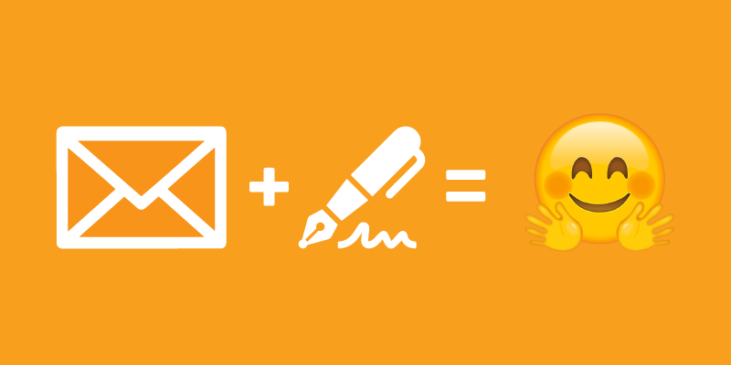 Embrace Email Signatures