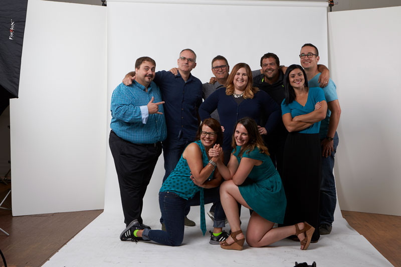 The Image Shoppe Team July 2017