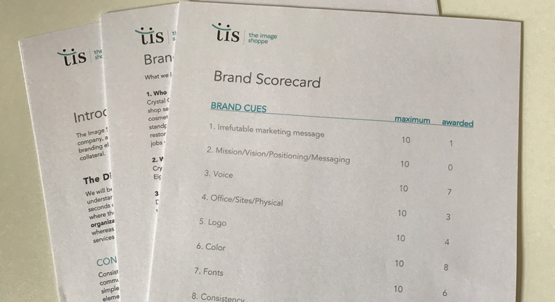 Brand Audit Report