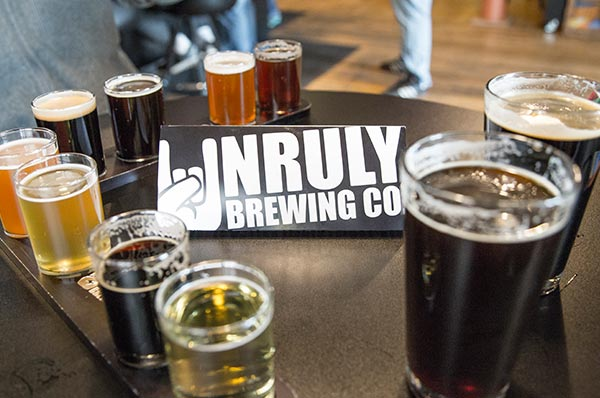 Unruly Brewing Co.
